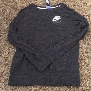Nike crew neck long sleeve